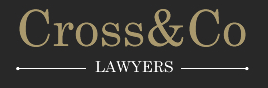 Link to Cross and Co. Lawyers website